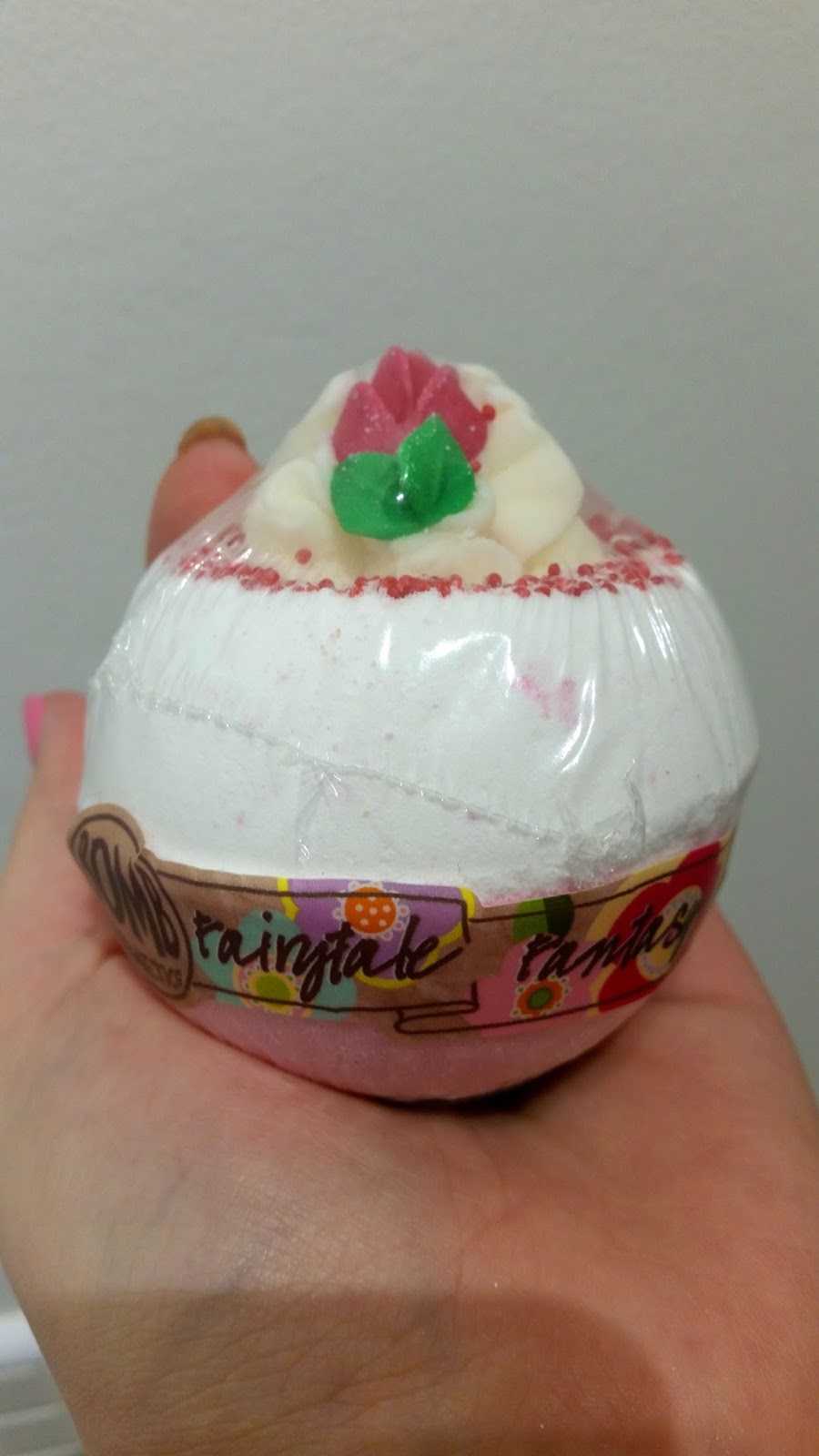 Bomb Cosmetics Fairytale Fantasy Bath Blaster