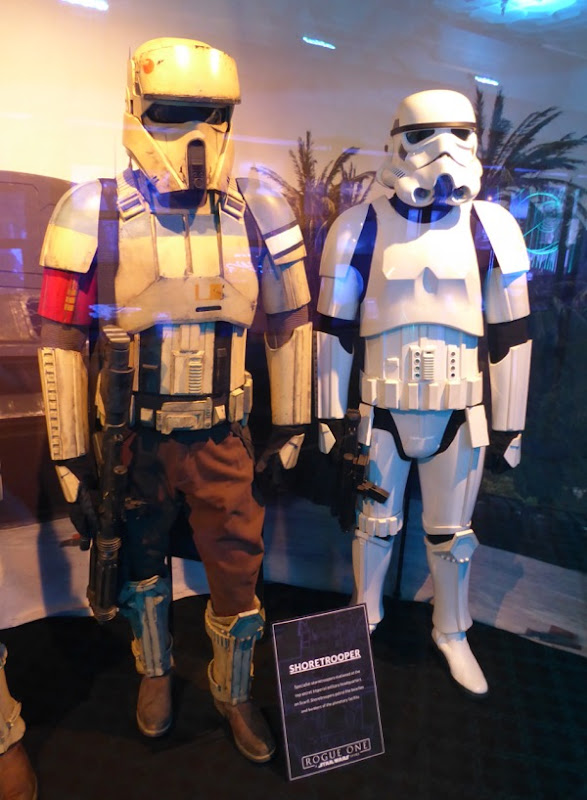 Star Wars Rogue One Imperial Stormtrooper costumes