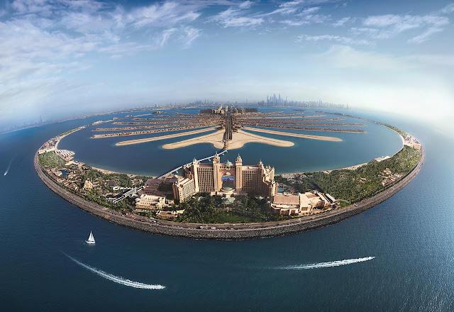 ОАЭ Дубай отель Atlantis The Palm, Dubai