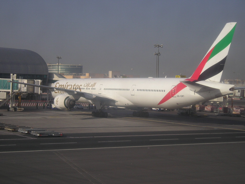 Emirates Announces London Stansted