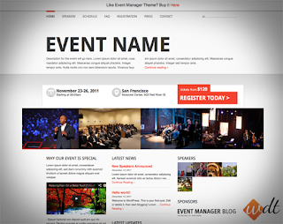 Event Website Design Tips to follow