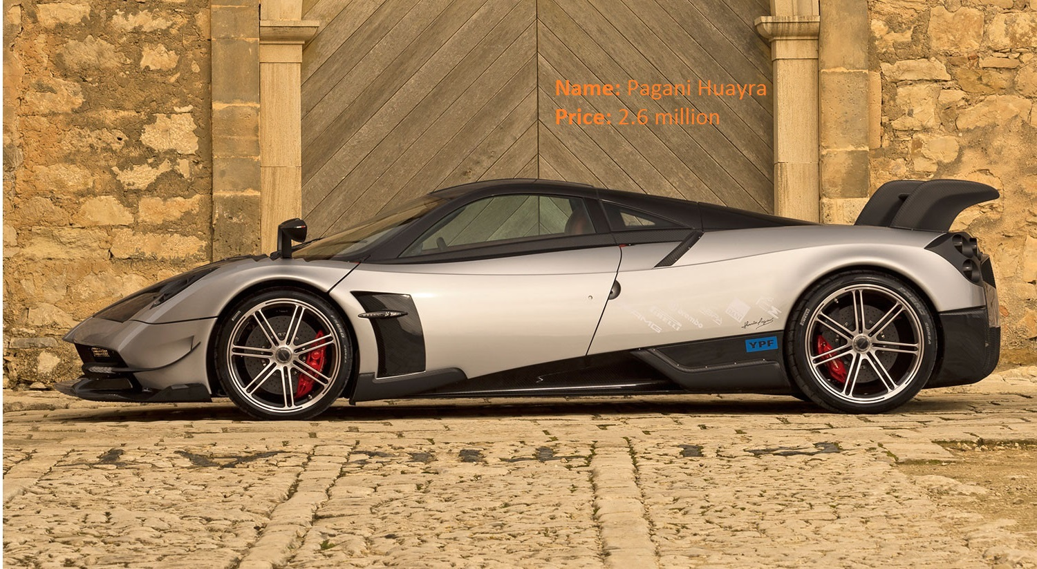 Pagani Huayra Price >> 15 Most Expensive & Beautiful Cars in the World | Mbgadget