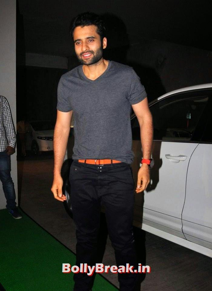 Jackky Bhagnani, 'Humshakals' Movie Special Screening Pics