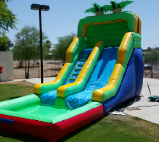 Arizona water slides for rent