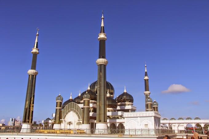 Masjid Kristal, Terengganu