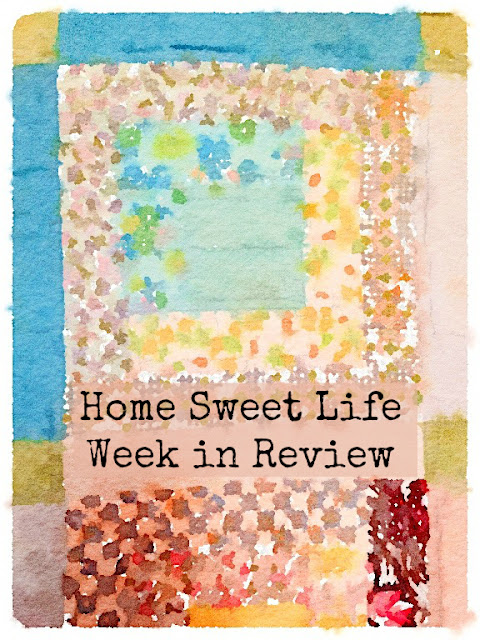 Week in Review, Homeschool Highlights, Homeschooling High School