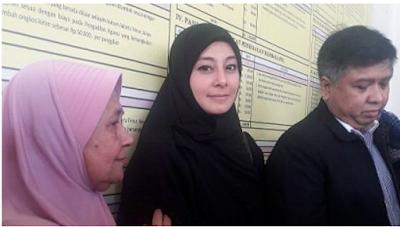 Rumah Tangga Hancur, Kini Putri Pun Di Laporkan ke Polda Metro Jaya