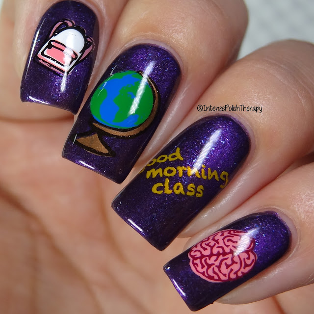 Turtle Tootsie Polishes Super Moon