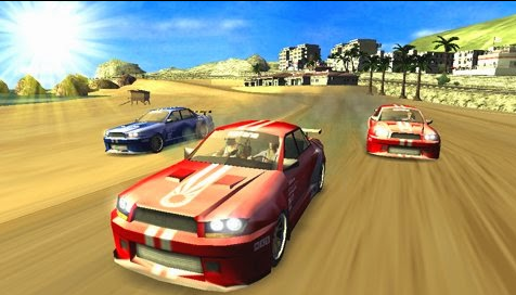 Pursuit Force PPSSPP Android
