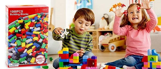 Top 3 trò chơi lego, xếp hình kích thích trí tưởng tượng và sáng tạo cho trẻ bán chạy nhất năm 2018