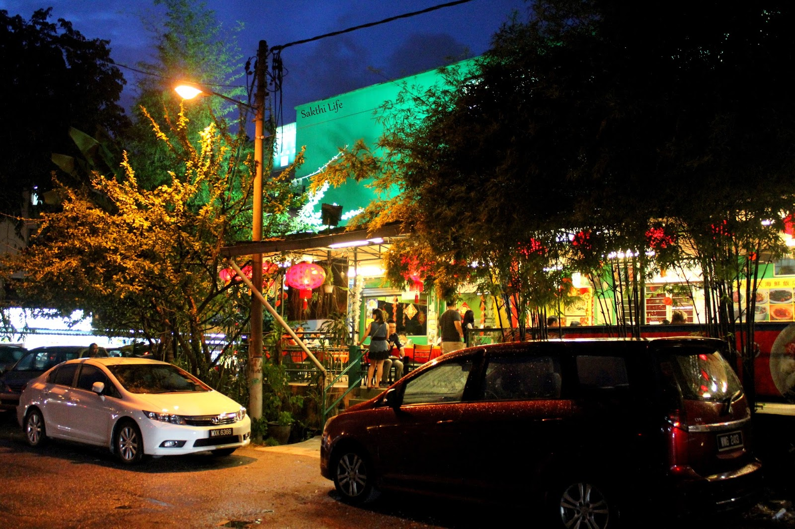 Restoran Fresh Fried Seafood @ Happy Garden, Jalan Kuchai Lama