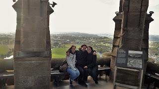 A kis csapat Stirling-ben