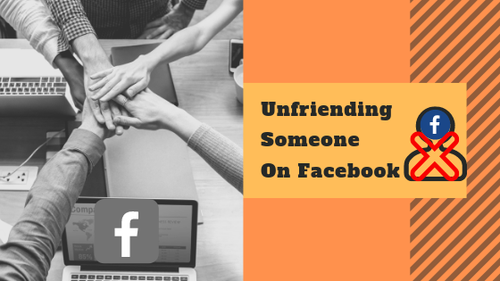 How To Unfriend On Facebook<br/>