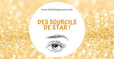 beauté, astuces, sourcils, maquillage, yeux, cils, pinceau, peigne, brosse, fard, folle blogueuse