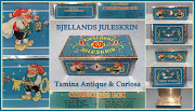 TIN COLLECTIBLE TINS
