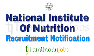 NIN Recruitment notification of 2018, govt jobs for ITI, govt jobs for graduates