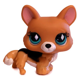 Littlest Pet Shop Large Playset Corgi (#724) Pet