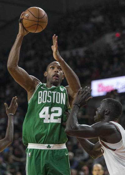Al Horford: 27 puntos y 9 rebotes en victoria de los Celtics sobre los Bucks