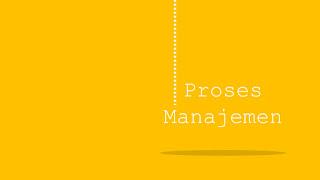 4 Tahapan dalam Proses Manajemen