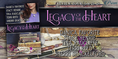 Grand Finale + Tour GIVEAWAY: Legacy of the Heart