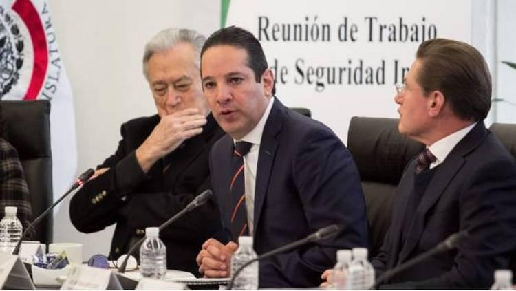 Exige Francisco Domínguez salida de Zepeda de dirigencia del PAN y se apunta como nuevo presidente