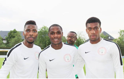 Mikel Obi, Odion Ighalo, Alex Iwobi all in the 35-man preliminary Rio Olympic squad