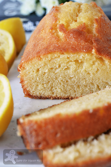 easy moist lemon butter cake