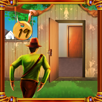 Top10NewGames Doors Escape Level 19