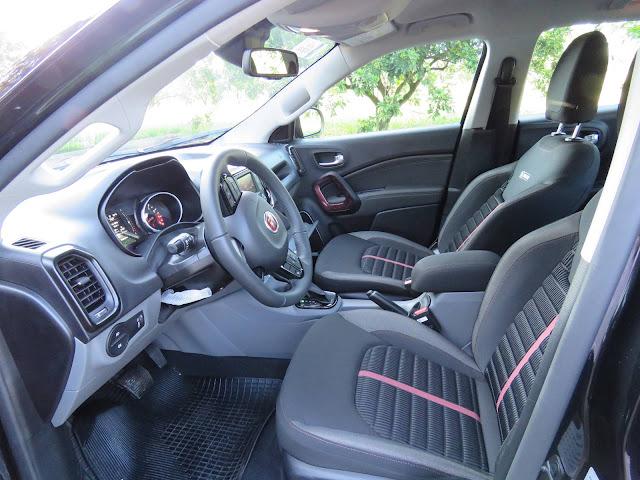 Fiat Toro 1.8 Flex Opening Edition