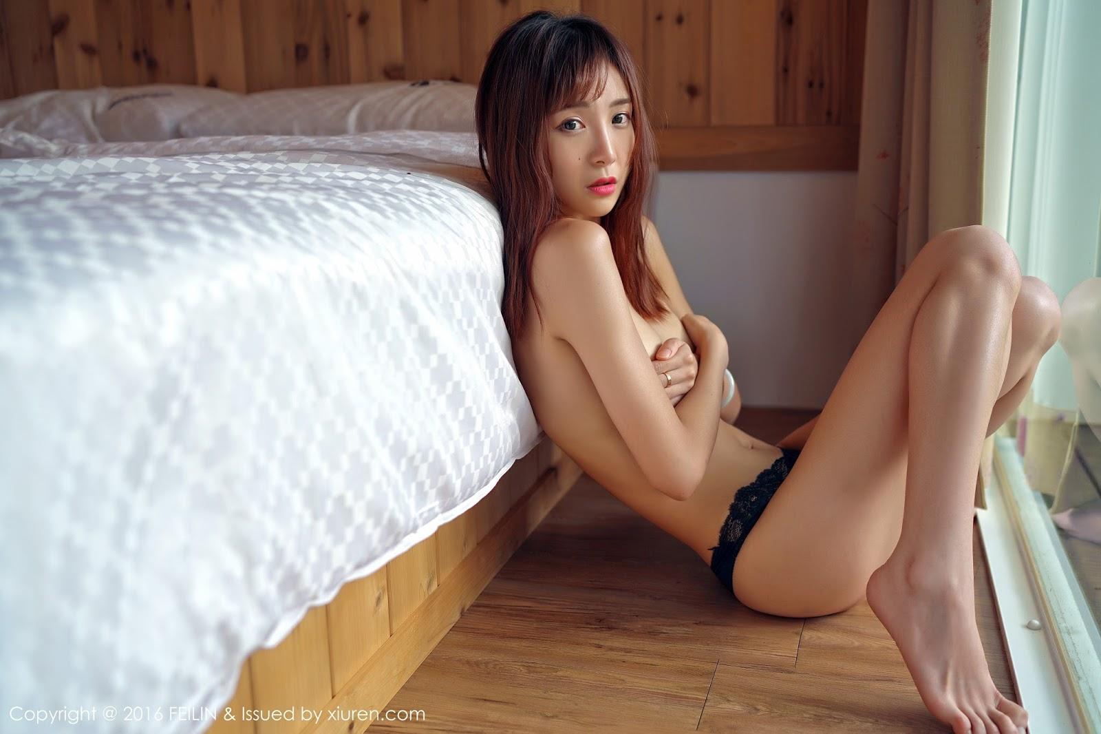 FEILIN - No.044 Hana Mei (50 pics)