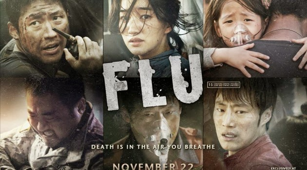 movie kore, movie action korea, the flu korean movie