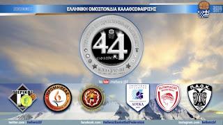 Το 44ο πανελλήνιο εφήβων ξεκινά στην Κατερίνη (ο πρωταθλητής Ολυμπιακός μετέχει από ΕΣΚΑΝΑ)