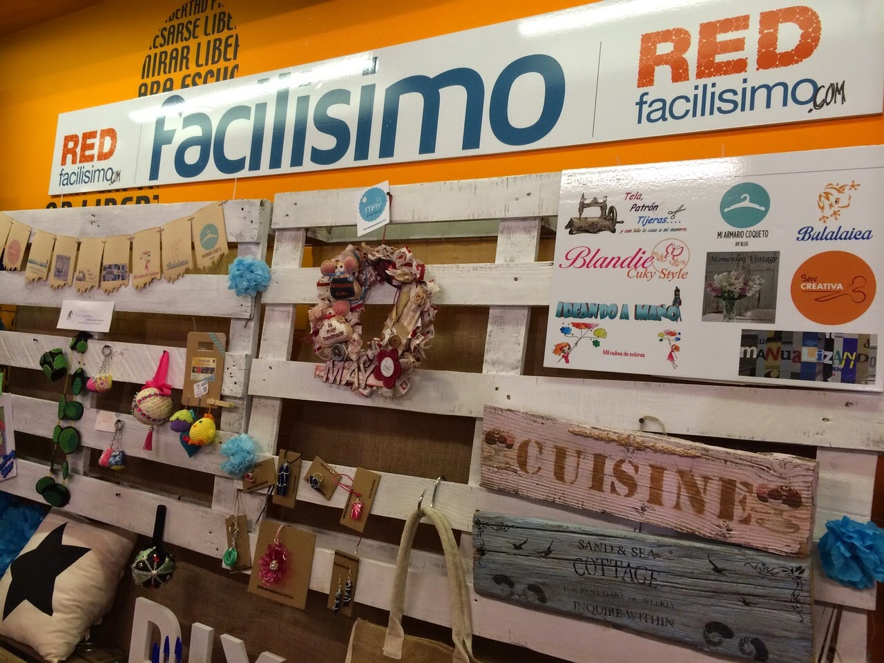 Manualizando diy show madrid - Feria de manualidades en barcelona ...