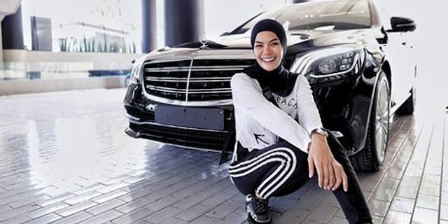 Mobil Seharga  Rp2,6 Miliar Milik Nikita Mirzani, di Indonesia Baru Ada 7 Unit