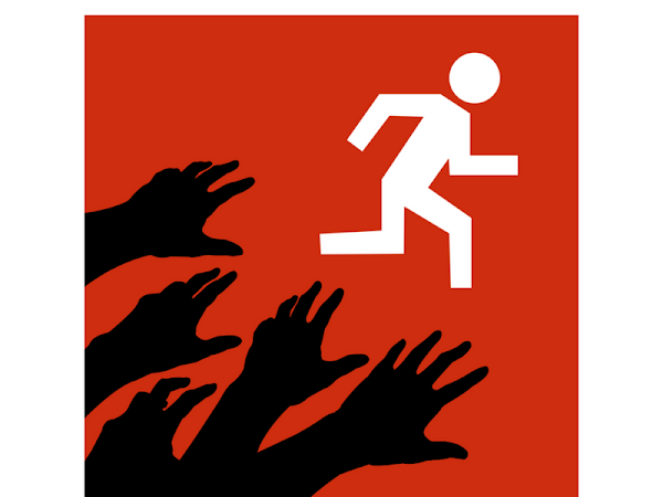 Running for my life - Zombies Run 5K - Week One