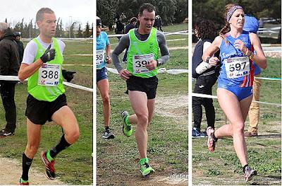 Atletismo Aranjuez en Sonseca