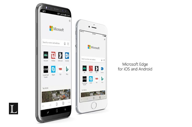 download microsoft edge browser for android and ios
