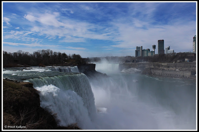 Niagara Fall, New York