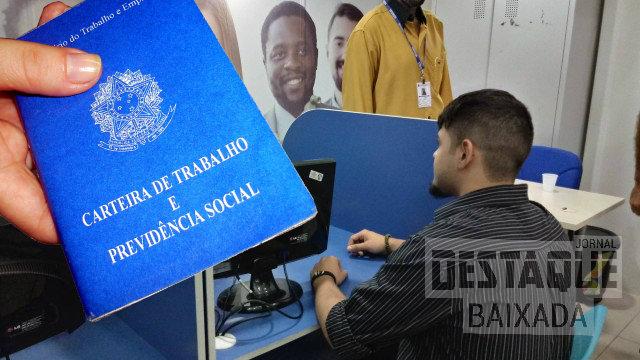 Empresas selecionam candidatos para 1.051 postos de trabalho no Rio e Baixada Fluminense