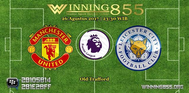 Prediksi Skor Manchester United vs Leicester City
