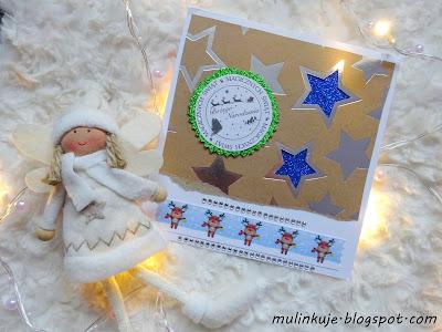 Kartki bożonarodzeniowe ~ 1