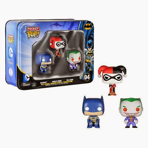 Pocket Pop Funko Batman