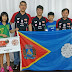 Registrenses defendem Brasil no Sul-Americano de Tênis de Mesa