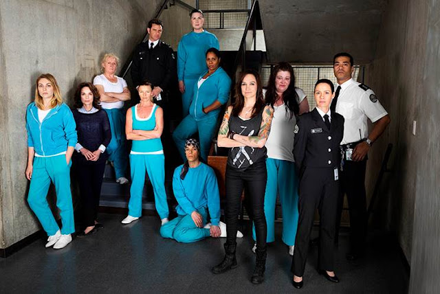 Quinta temporada de 'Wentworth'
