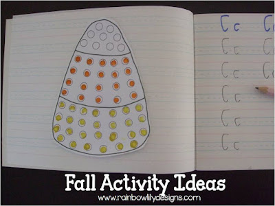Fall Activities Ideas for Early Years