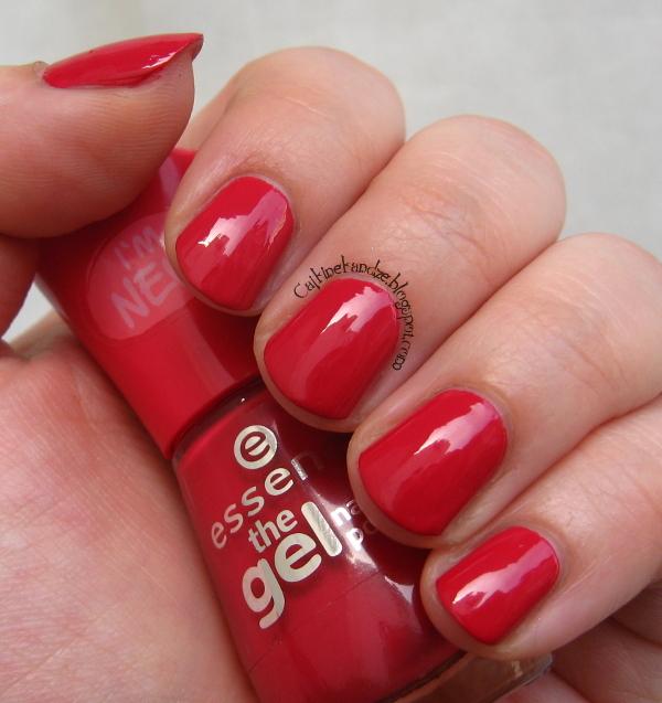 Red Carpet Gel Nail Polish Colors