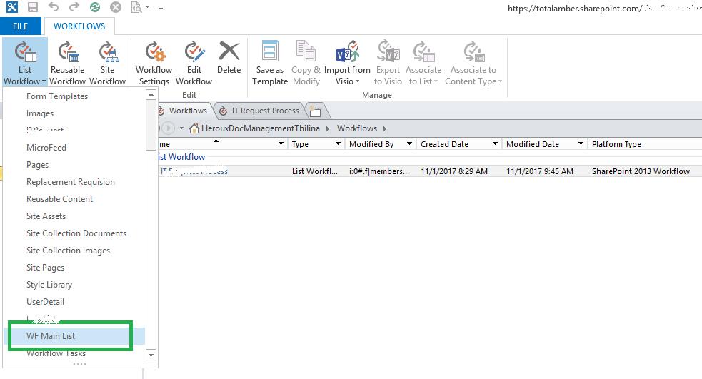 SharePoint With THILI: SharePoint Online Designer Workflow 2013 ...