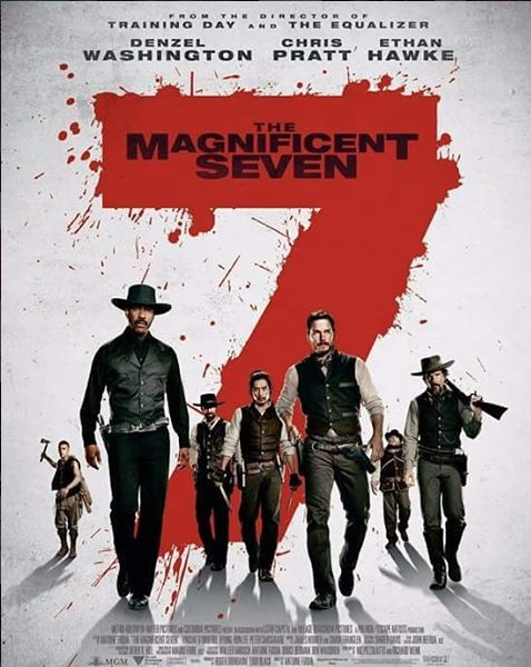 The Magnificent Seven (2016) 720p