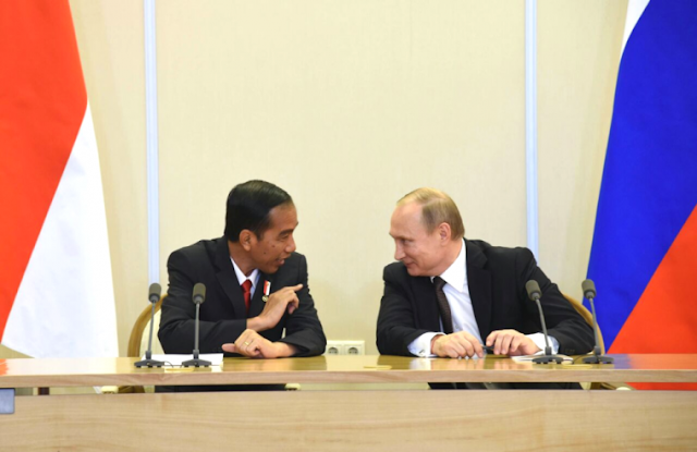 Jokowi Harus Buktikan Tuduhan Propaganda Rusia, Kalau Tidak Mau Dicap Hoax