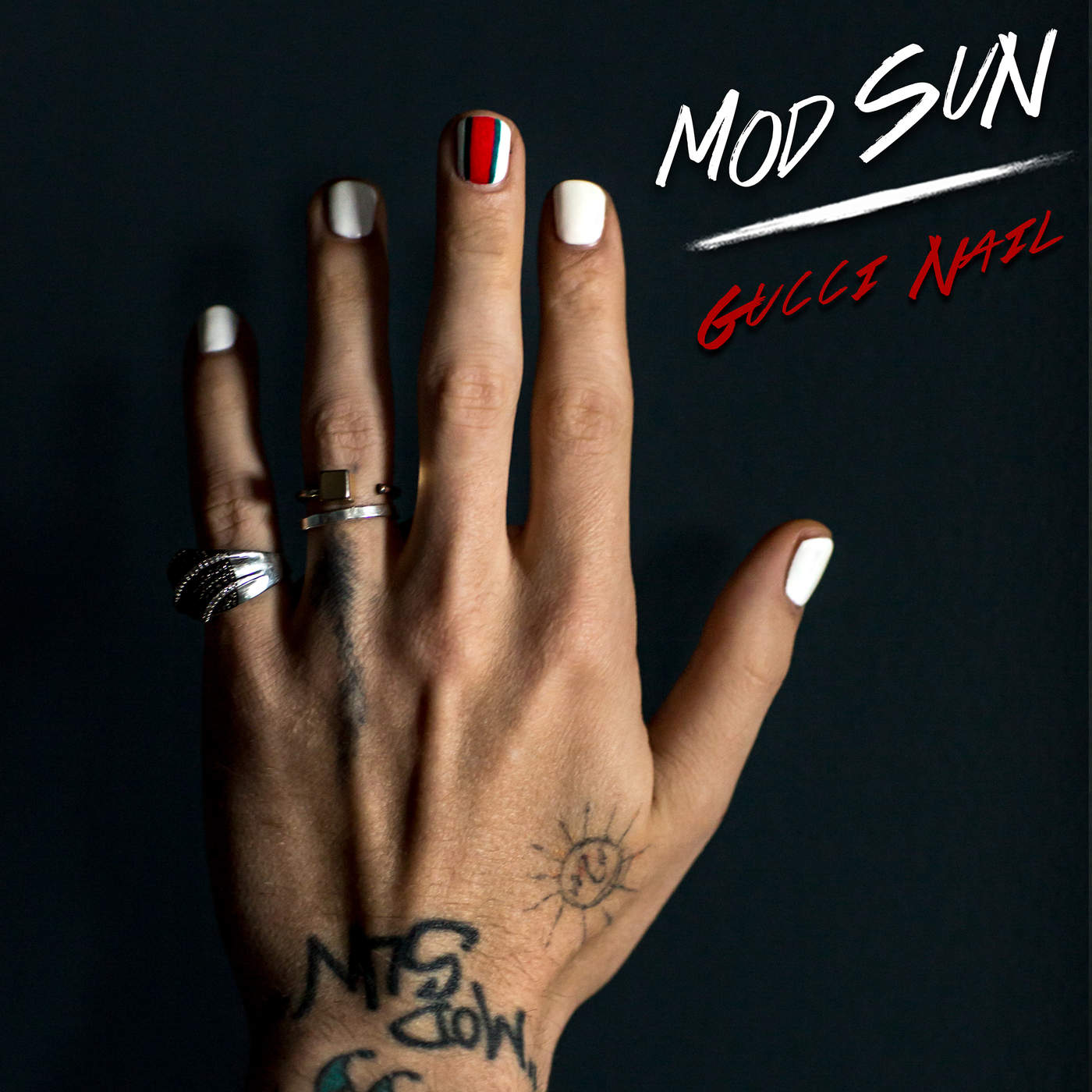 MOD SUN - Gucci Nail - Single Cover